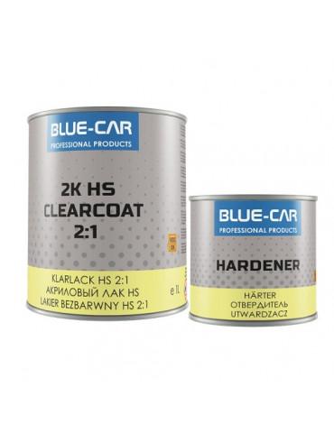 BLUE CAR LAKIER BEZBARWNY...
